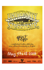 University District Annual Street Fair