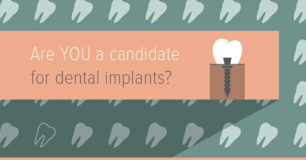 ARe you a candidate for dental implants in Seattle