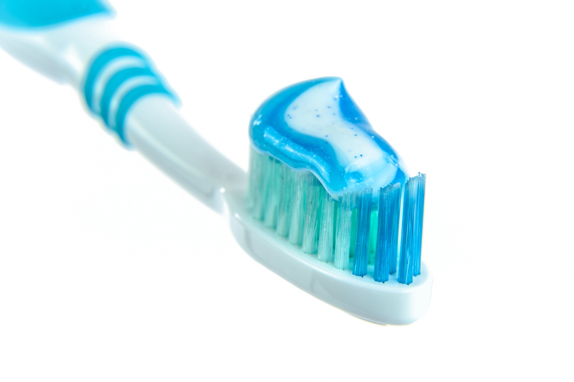 Prevent cavities by brushing and flossing daily