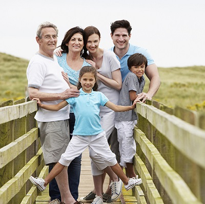 We provide family dentistry services.
