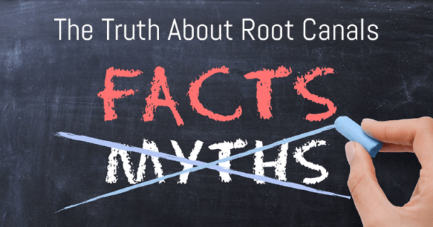 root canal myths blog image