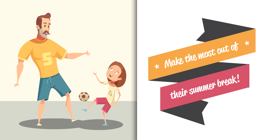 Check out our 50 ideas to keep kids busy this summer.
