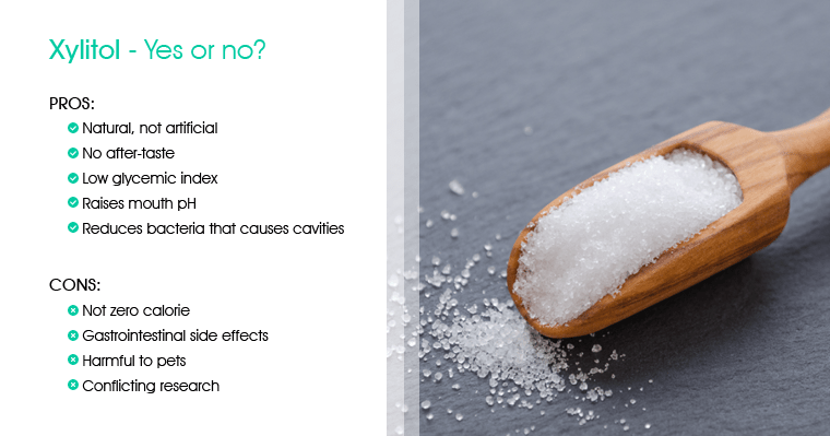 xylitol-pros-and-cons