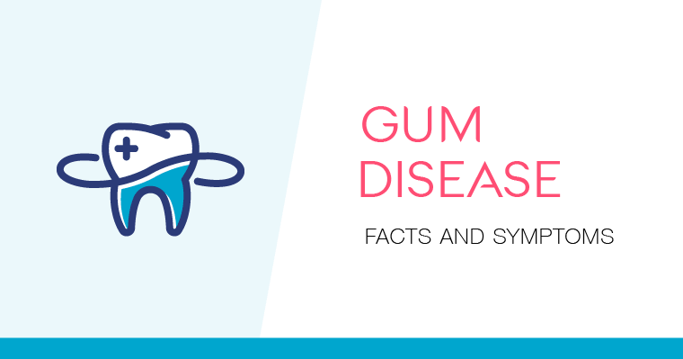 Identify the causes and symptoms of Gum Disease in this post