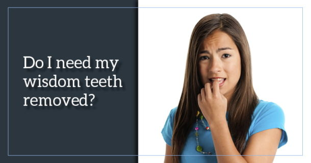 Will it do more harm to keep your wisdom teeth or have them removed?