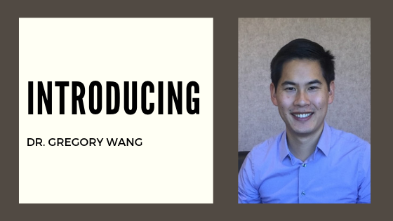 Get to know Dr Wang