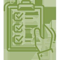 checklist icon white
