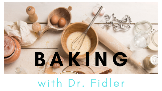 Baking Banana Bread with Dr. Fidler